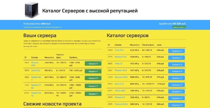 программа честный обзор заработок на серверах с высокой репутацией отзывы