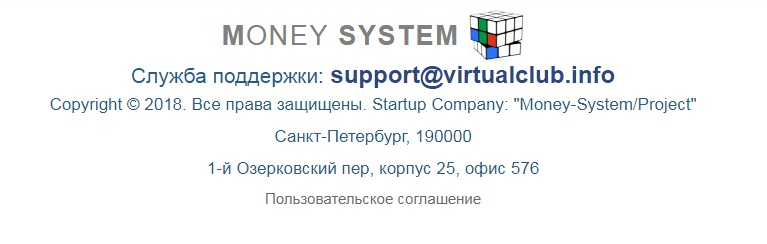 Money System отзывы