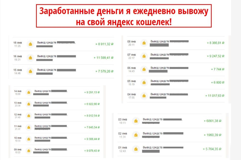 Бизнес-кейс с заработком от 3 000 рублей в день отзывы