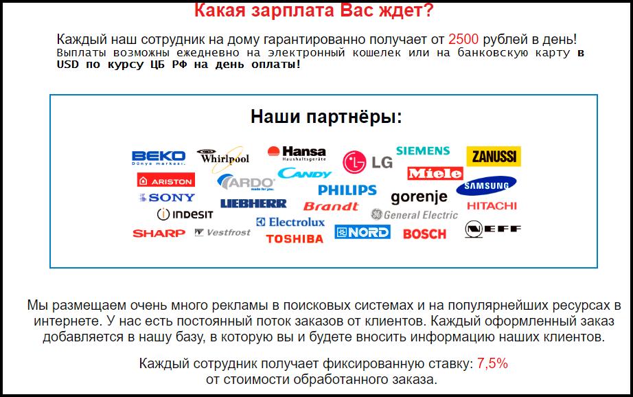Интернет-магазин бытовой техники DNS Shop набирает сотрудников — отзывы 03